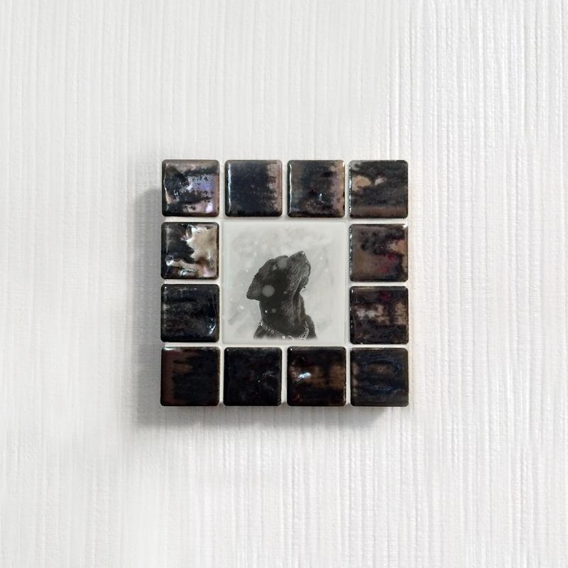 アンティークカラー/ブロンズ(S)◆Tile Picture Frame(S)/Antique Tone/BRONZE◆