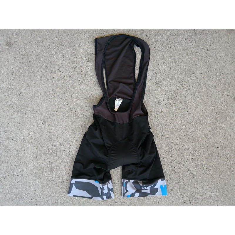 CLT Products Shin Yamanaka × CLT CAMO PRO FIT BIB PANTS