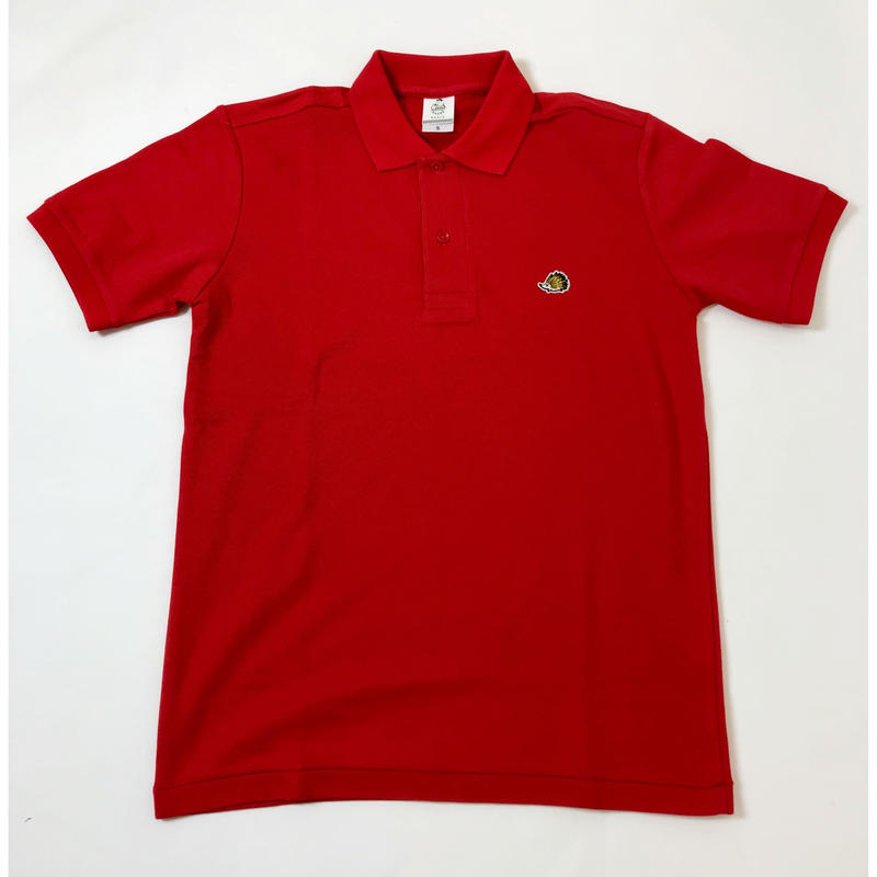 ClubHouse Original Polo Wedgehog (Red)
