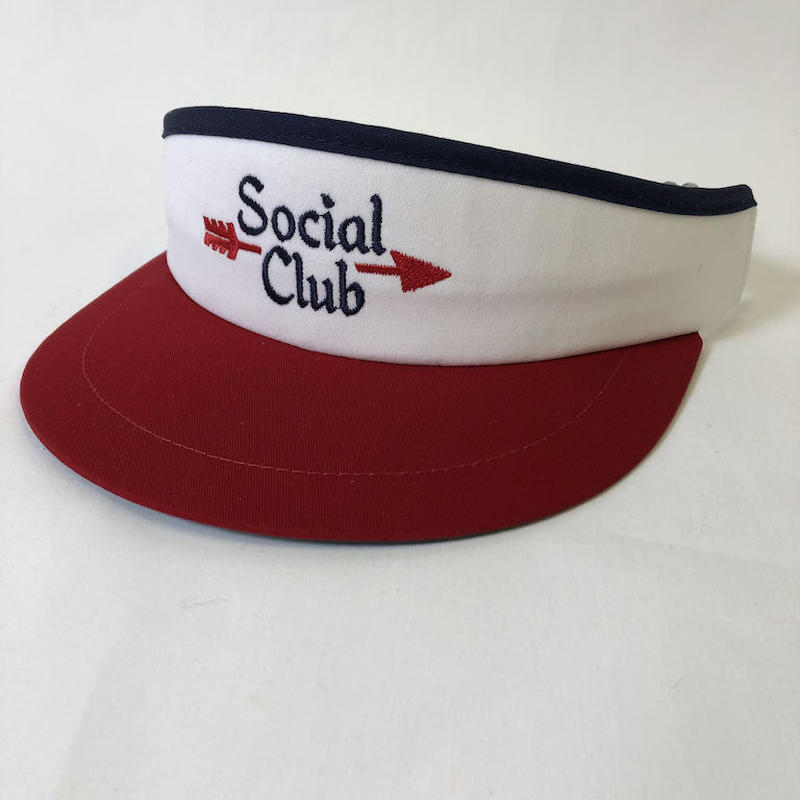 "Sugarloaf ""Social Club"" Tour Visor"