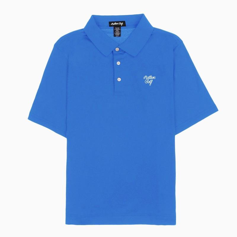 MalbonGolf TAYLOR POLO Blue