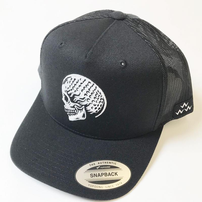 BIRDS OF CONDOR-SCULL CAP
