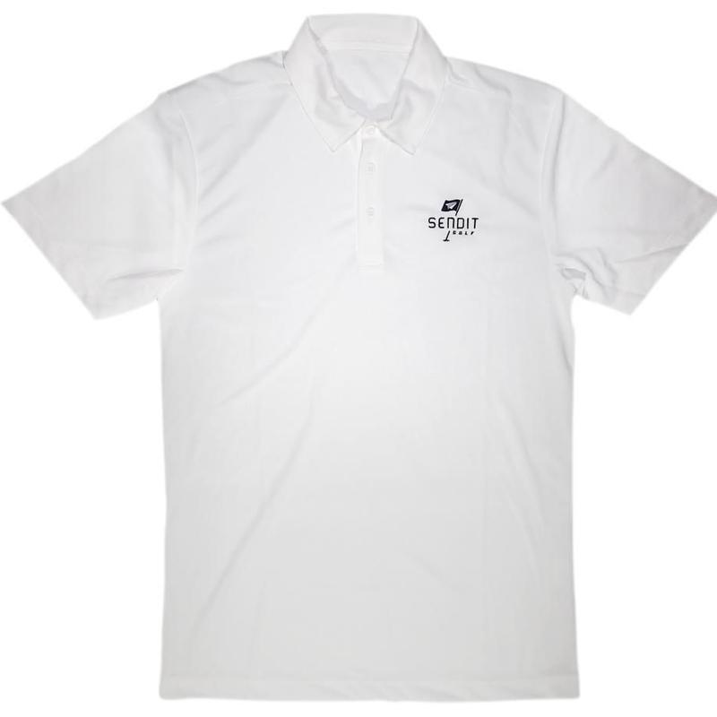 Send It Golf Flagship Polo