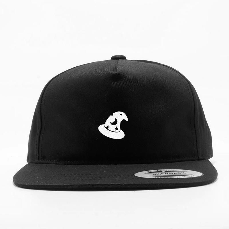 "WedgeWizard Hat ""Small"" Logo"
