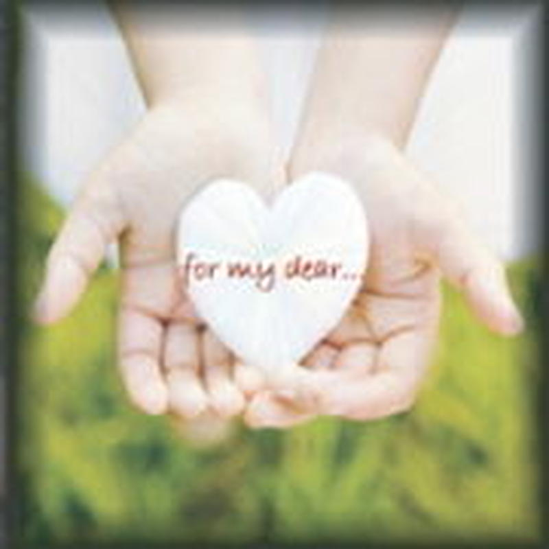 オムニバスCDアルバム『for my dear...』