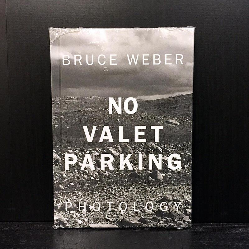 NO VALET PARKING Bruce Weber