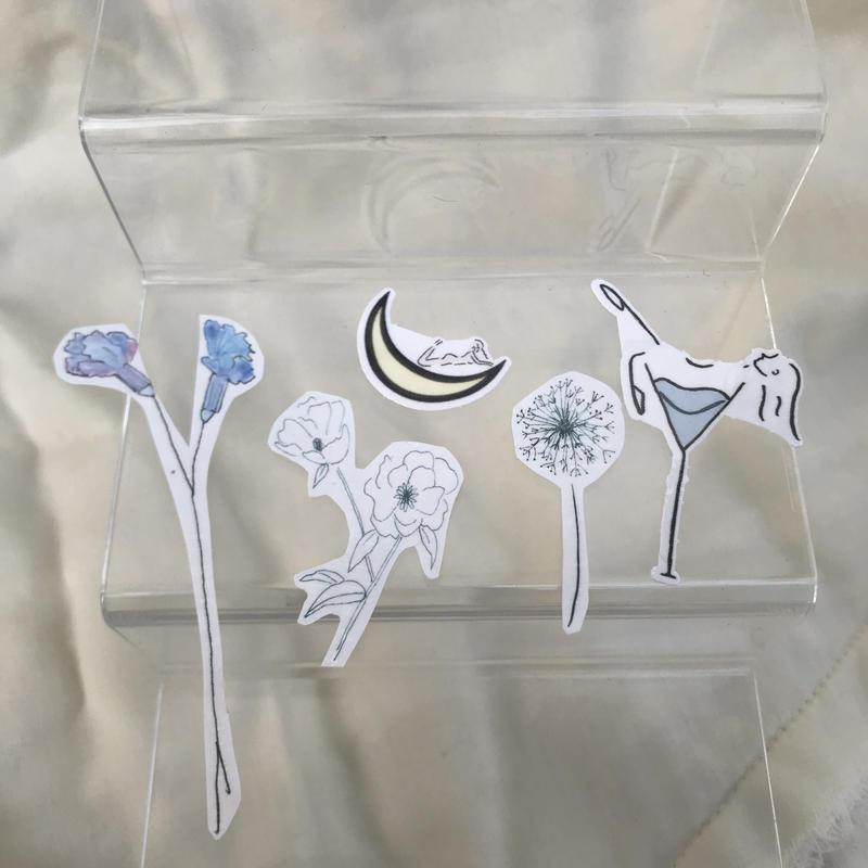 kig tatoo jewelry set
