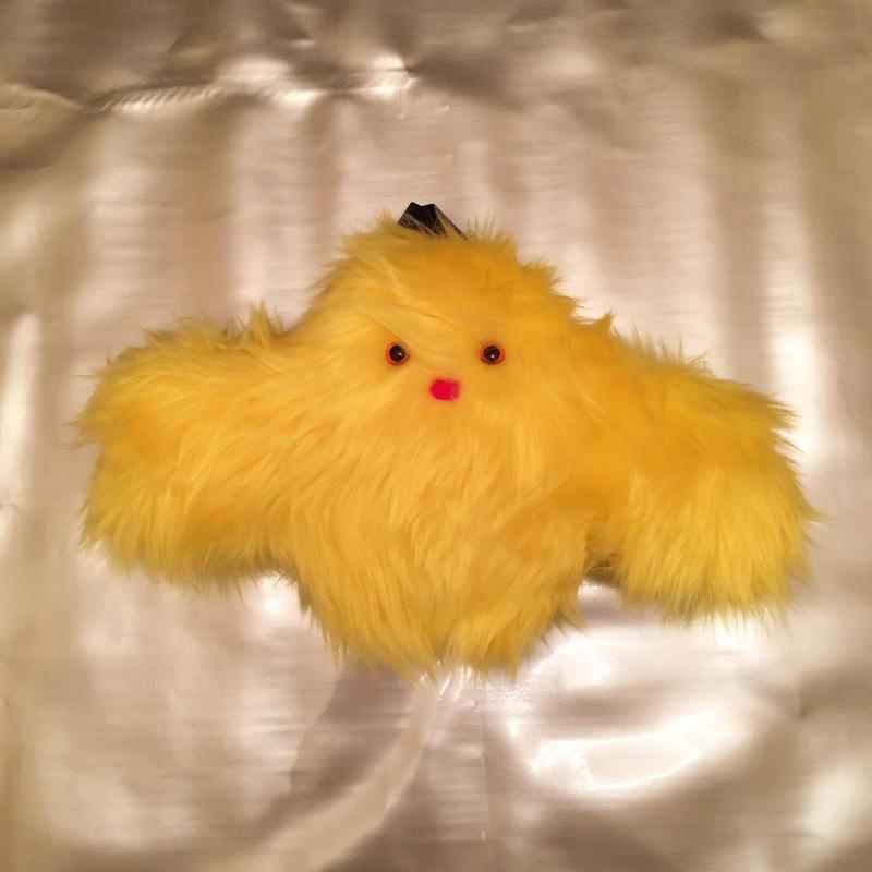 未確認生物 モスマン     yellow