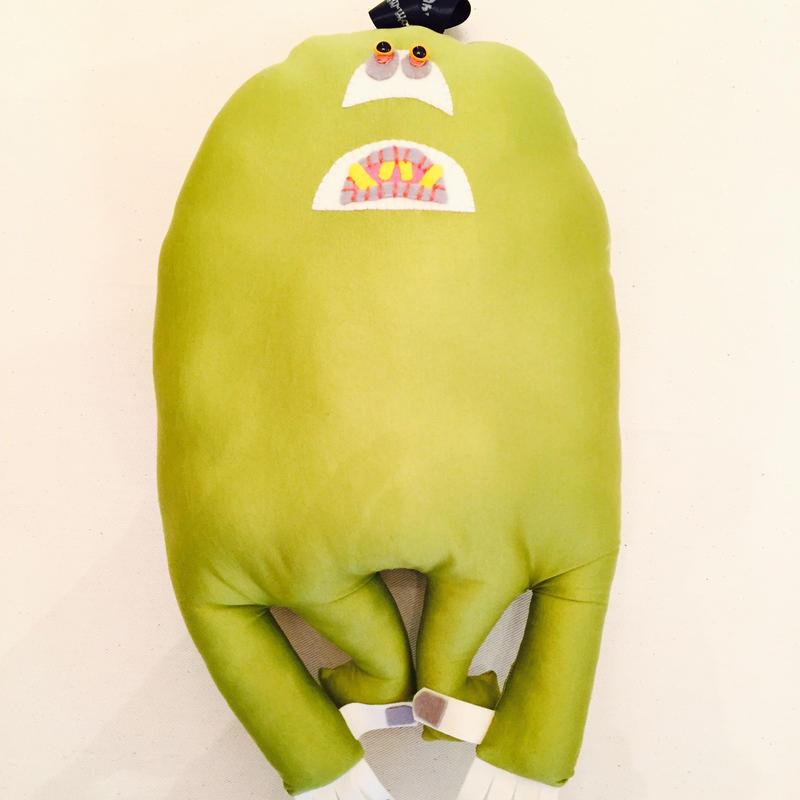 SUKIMA MONSTER    lime   green
