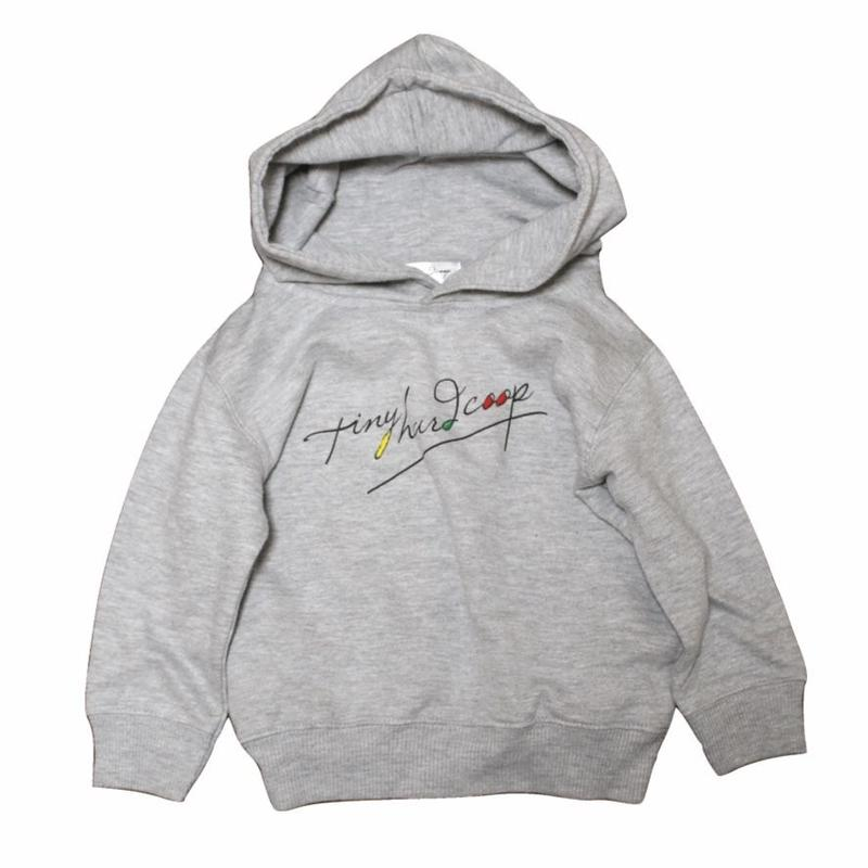 SCRIBBLE color-hoodie 【KID'S】
