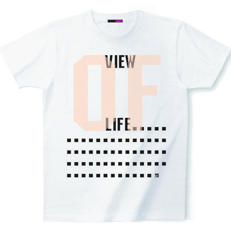 CMYK:LIMITED LINE T 2018 JULY『view of life』