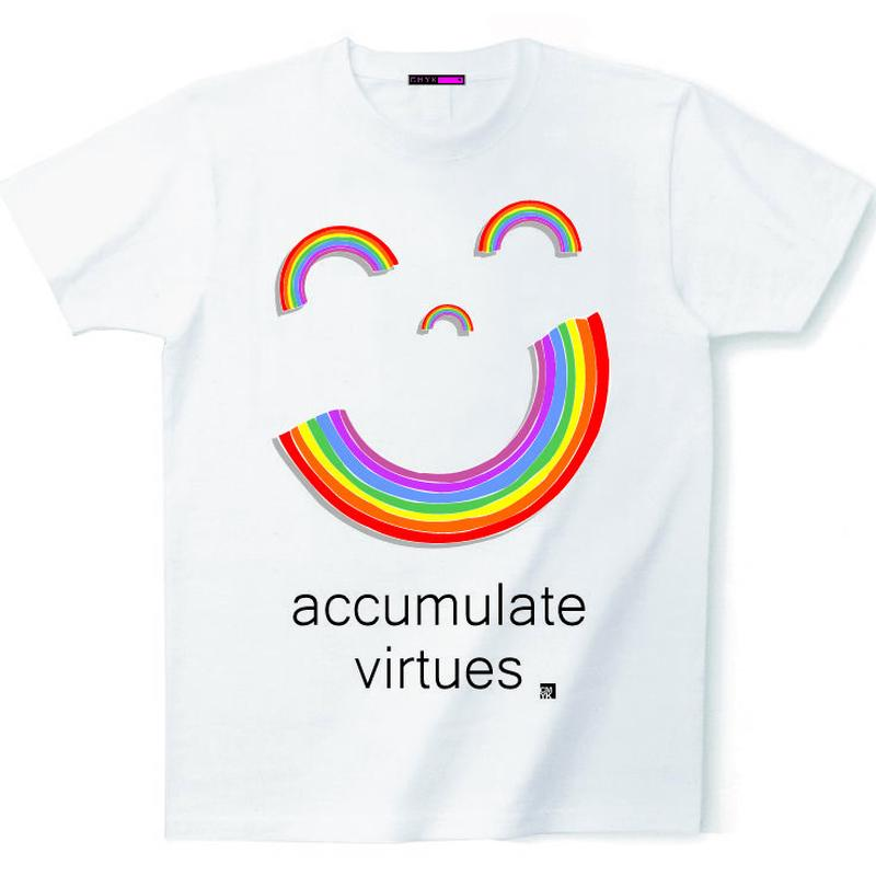 CMYK:LIMITED LINE T 2017 SEPTEMBER『accumulate virtues』