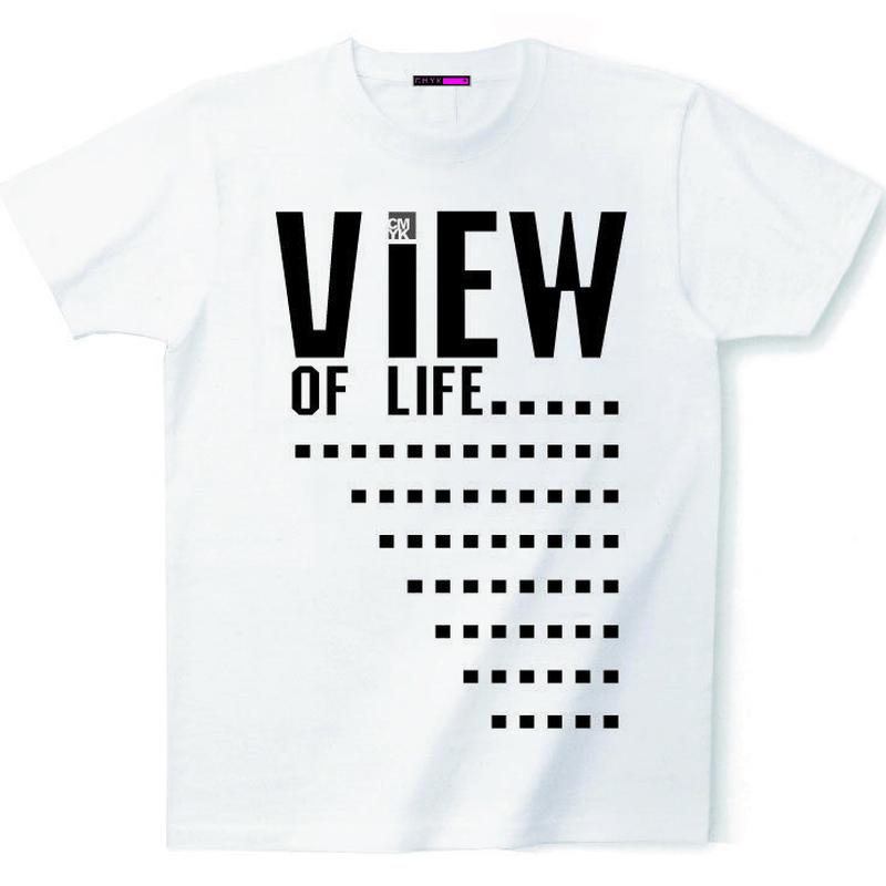 CMYK:LIMITED LINE T 2018 SEPTEMBER『view of life』