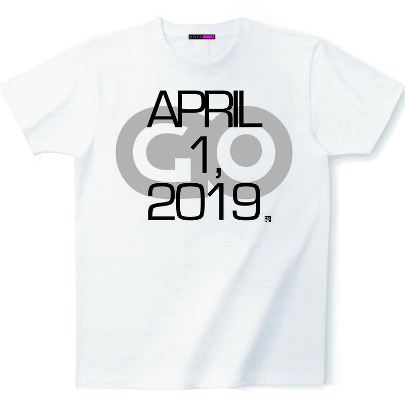 CMYK:LIMITED LINE T  2019 APRIL『シンゲンゴーーーーー』