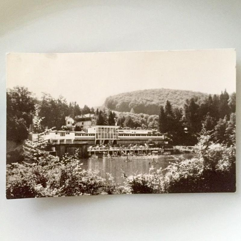 Vintage Photo - Postcard (Romania)