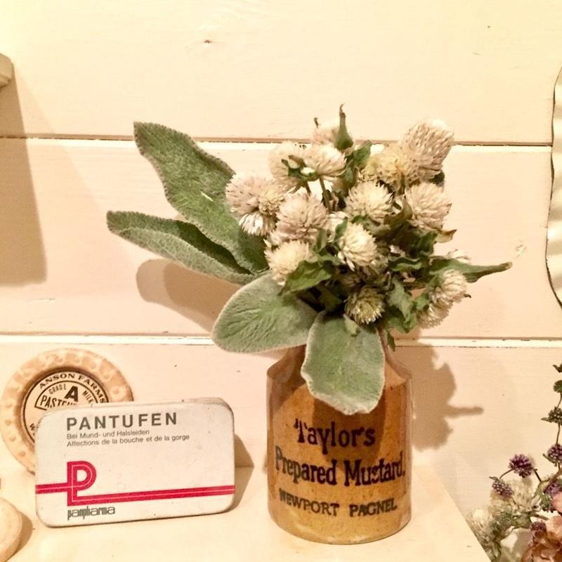 Dried flower's* / Autumn color - Mini bouquet