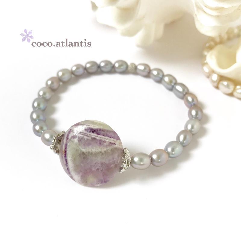 *pearl romance〜蛍石と真珠の物語**