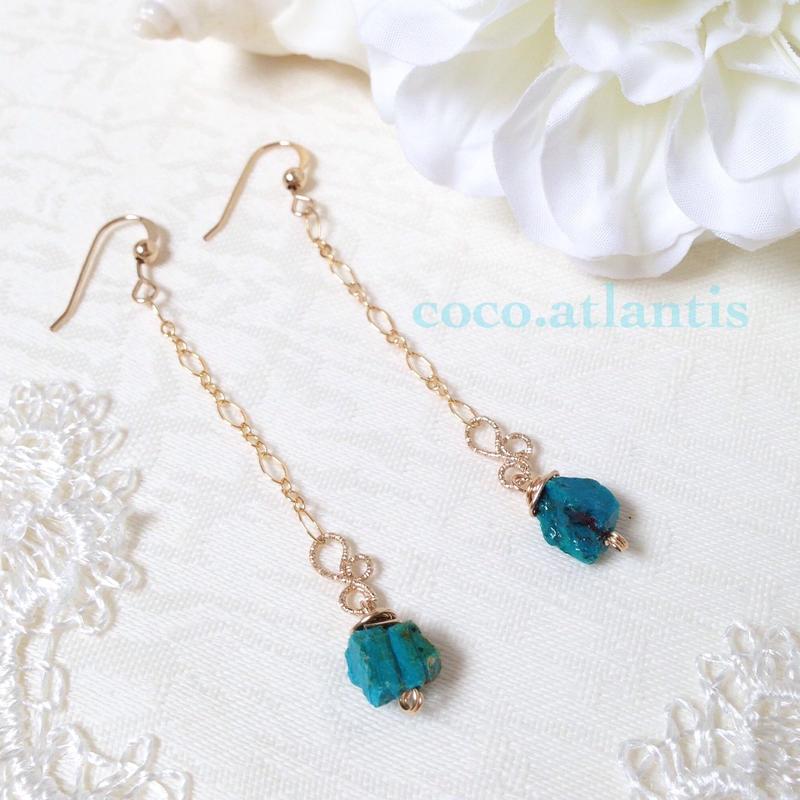 *blue opal〜追憶のインカより**