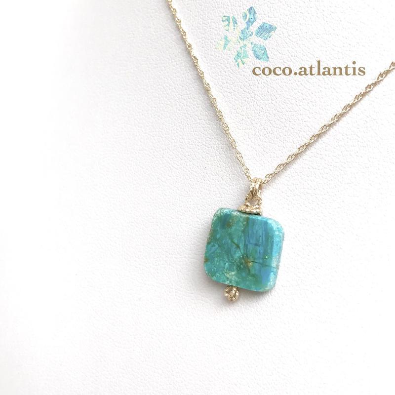 14kgf*blue opal〜追憶の水色より**