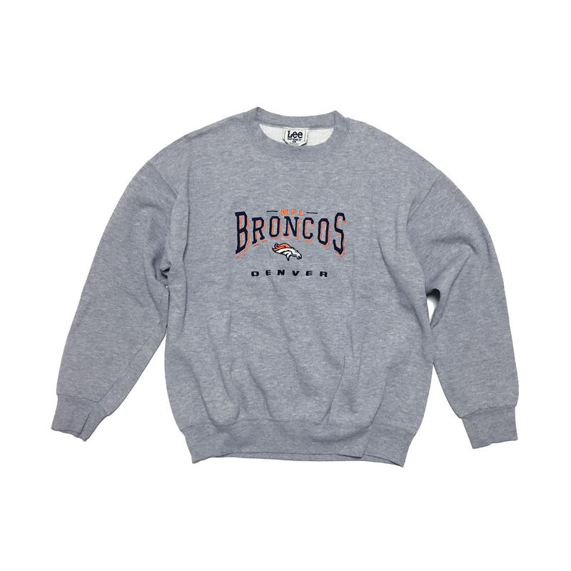 Lee sweat shirt BRONCOS