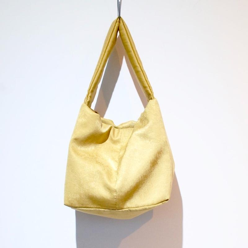 norouse/satijn  hand bag(yellow/red /gray)