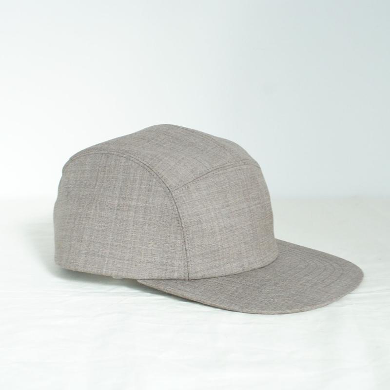 mitake/jet cap( light brown)