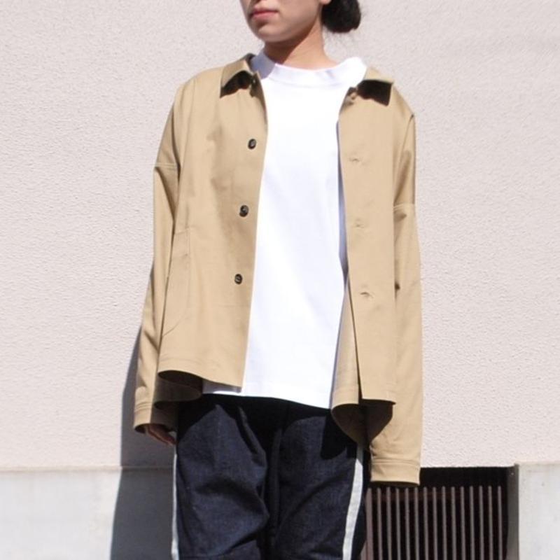 Hiroyuki Watanabe/Chino jacket(beige)