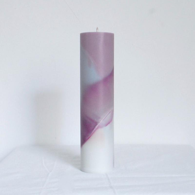 c'è c'è/soywax candle  SIZE・b( purple)