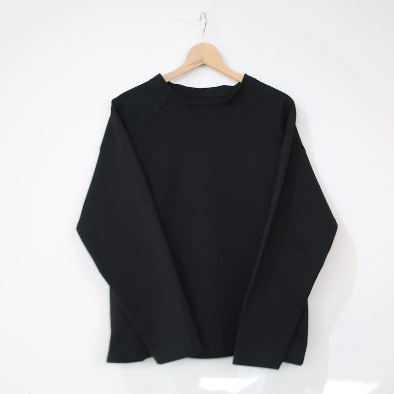 ANITYA/Ope tee long sleeve(black)