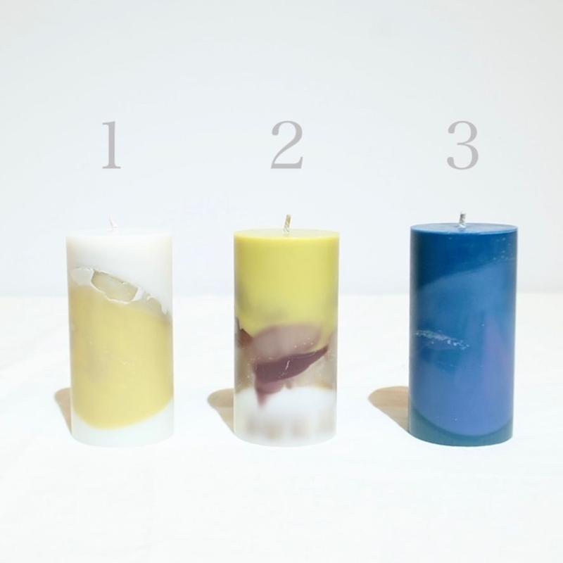 c'è c'è/soywax candle   ( SIZE a ・Planet)