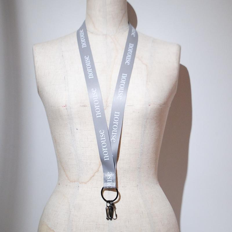 norouse/neck strap(gray)