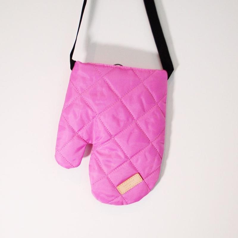 SACKVILLE/mitten(pink)