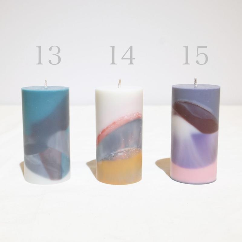 c'è c'è/soywax candle   ( SIZE a・strait )