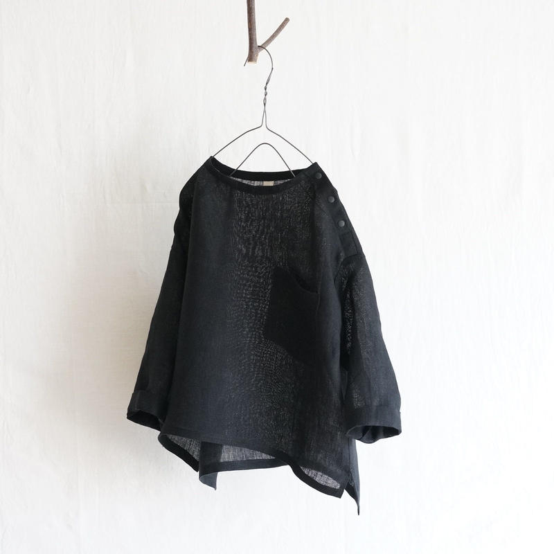 プルオーバー/黒