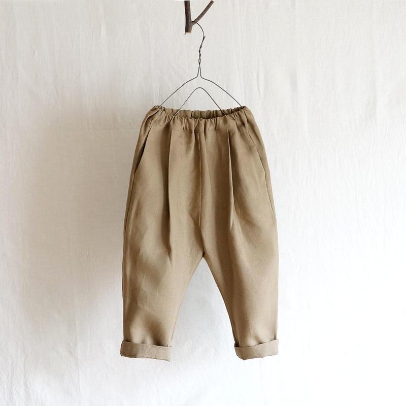 tuckpants / beige