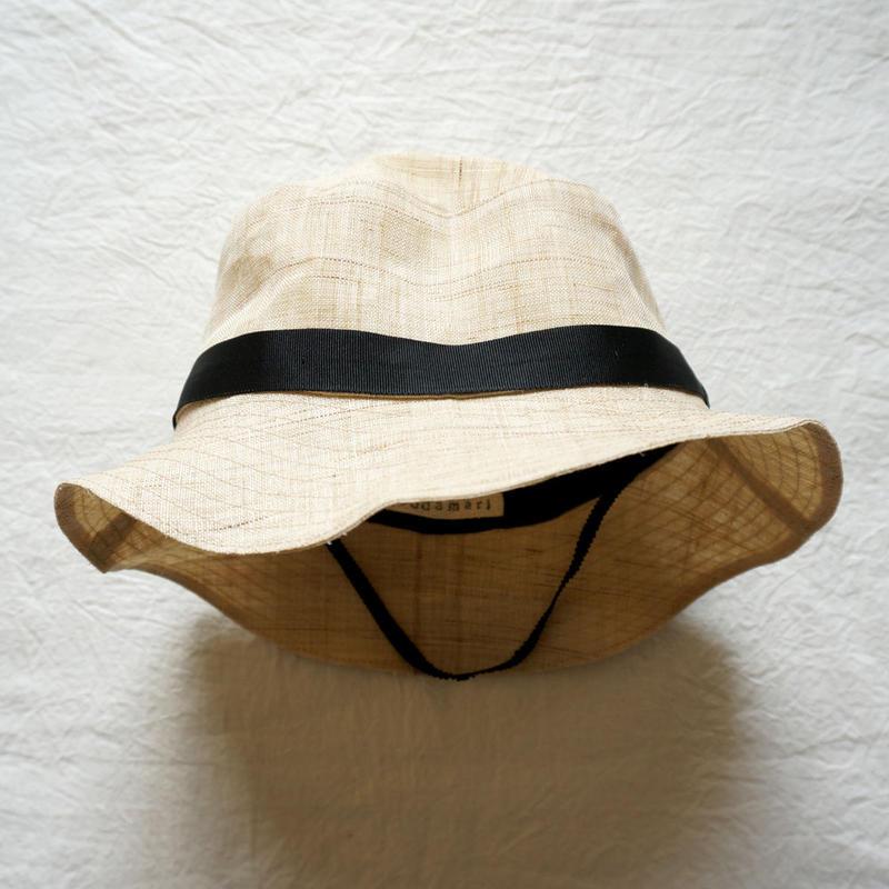 Hemp hat  '15