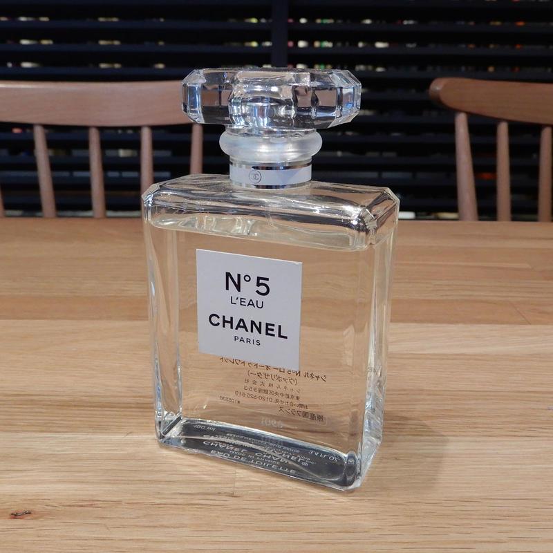 美品 シャネル No.5 ロー オードゥトワレット 100ml 香水