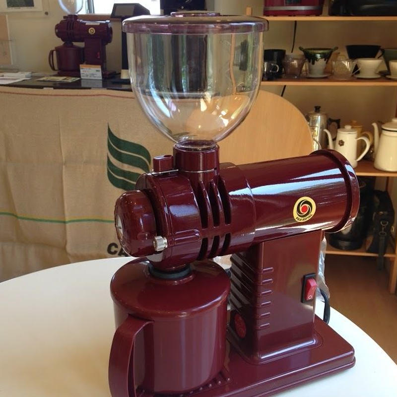 Electric Coffee Grinder Mirukko DX R - 220 Fuji Royal(100 volt version)