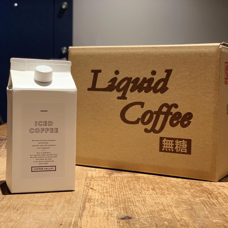 Liquid Iced Coffee 6本入り