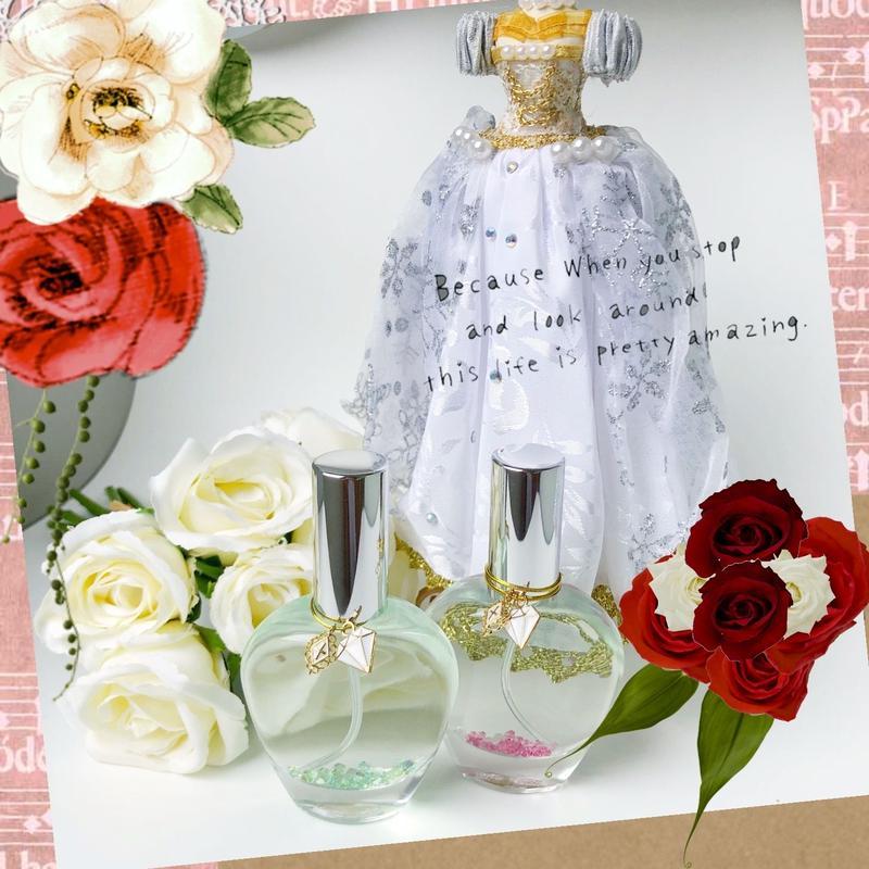【新作】   婚約・プロポーズへ!カレとあなたの永遠の愛を叶える♪ウエディングブレンドスプレー