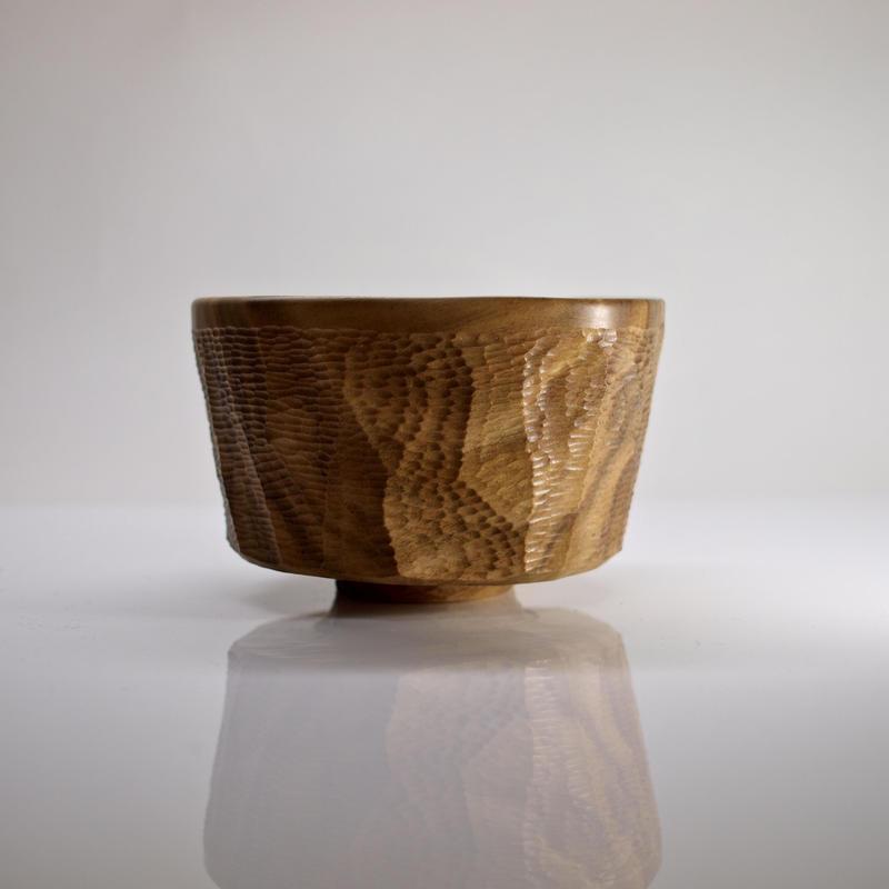 半筒形茶椀「東尋坊」