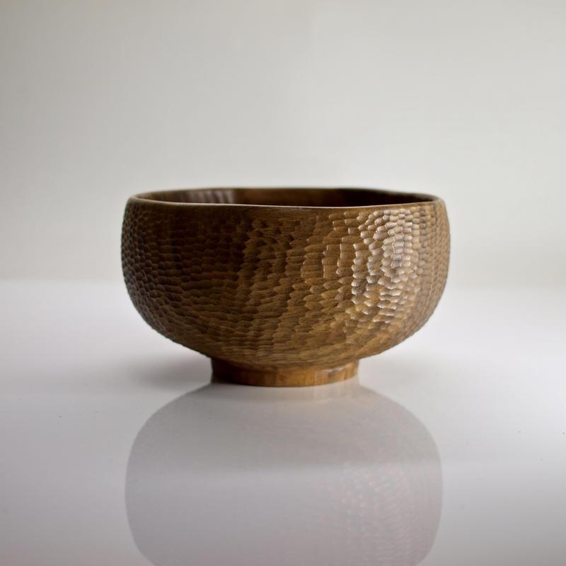 輪形茶椀「亀甲」