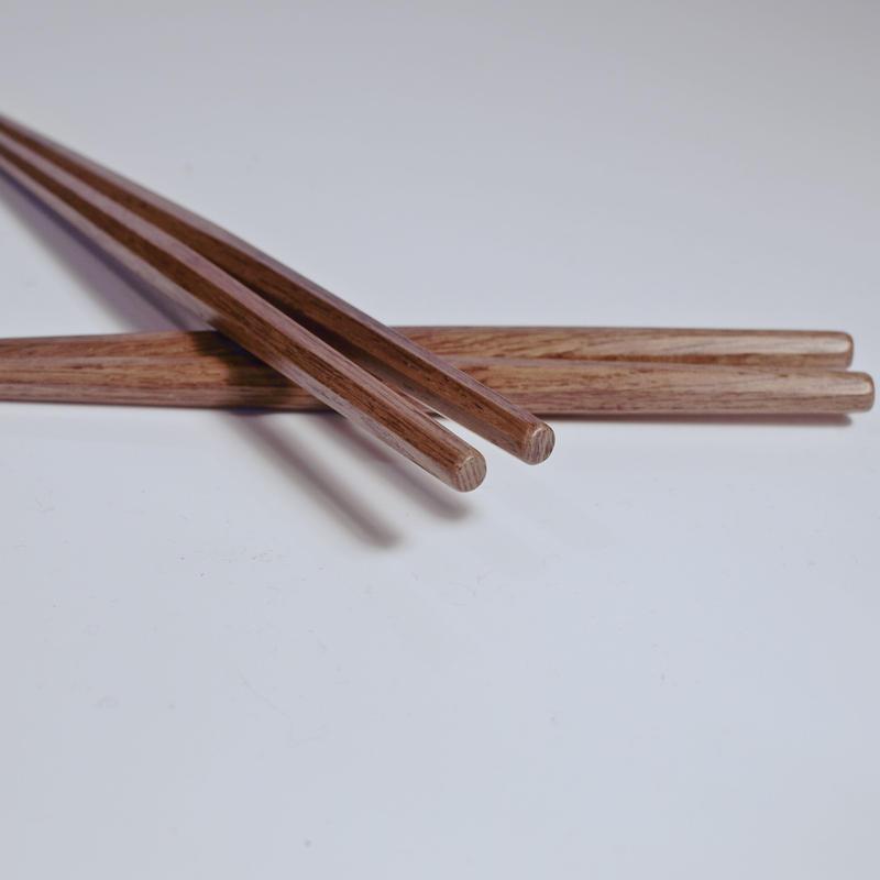 利休の箸〈 拭き漆仕上げ 〉