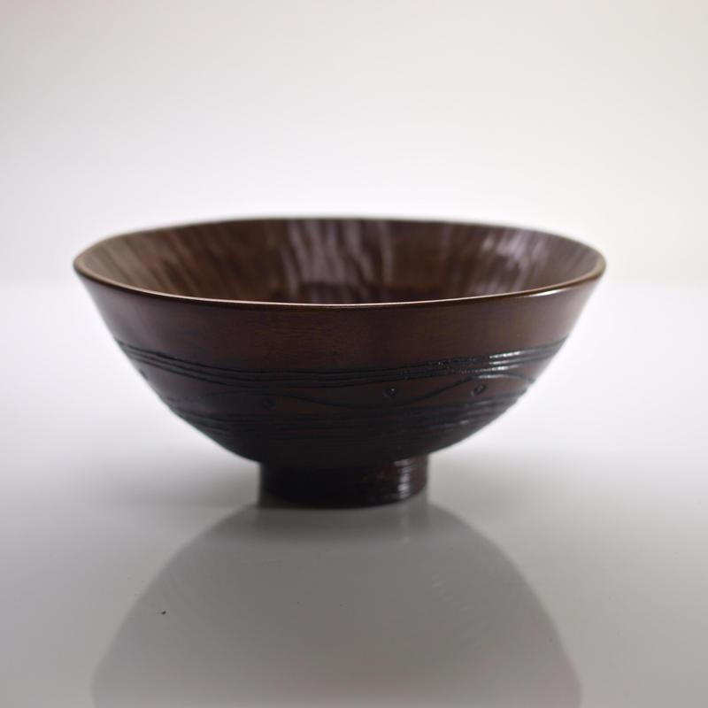 井戸形茶椀 「波飛沫」