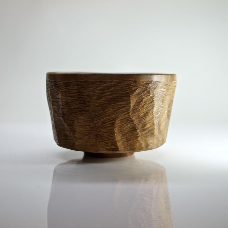 半筒形茶椀「石垣」