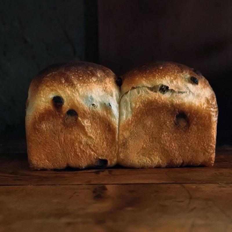 【店舗引き渡し専用】  レーズン食パン2山