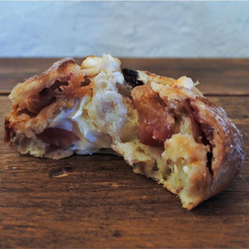 【店舗引き渡し専用】  はっさく酵母のりんごパン