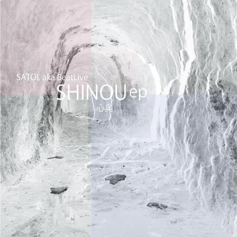 SATOL aka BeatLive - SHINOU ep (CD)