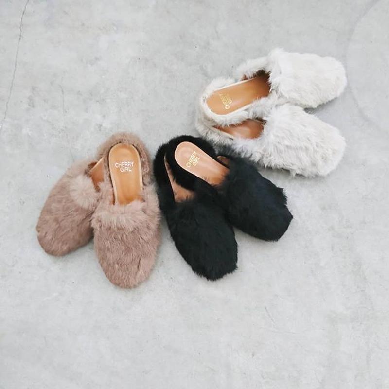 fur SLIP-ON