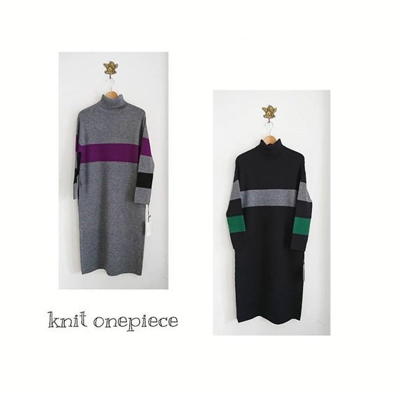 knit turtle one piece